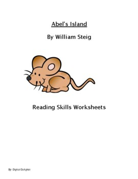 Able's Island Reading Skills Worksheets