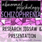 Abnormal Psychology Schizophrenia Jigsaw