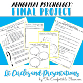 Abnormal Psychology Unit Final Project: Fact or Fiction?