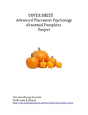 Abnormal Pumpkins Psychology Project