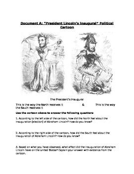 Abolition Movement Primary Source DBQ