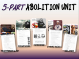 Abolition & Other Pre-Civil War Movements - 57 highly visual, informative slides