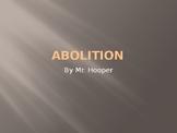 Abolition ppt