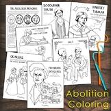 Abolitionist Coloring Bundle