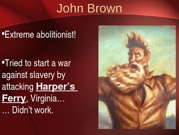 Abolitionist Movement to end Slavery PowerPoint Presentation