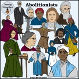 Abolitionists Clip Art