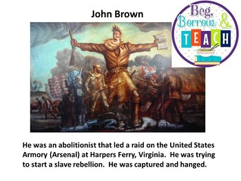 Abolitionists and Formation of West Virginia