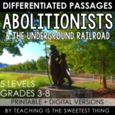 Abolitionists & the Underground Railroad: Passages