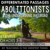 Abolitionists & the Underground Railroad: Passages