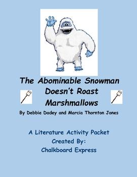 Abominable Snowman Doesn't Roast Marshmallows