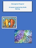Aboriginal Art Lesson Plan A lesson inspired by Keith Haring