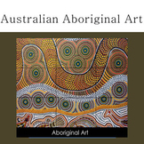 Aboriginal Art Lesson for Elementary Students