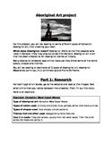 Aboriginal Art Project Outline