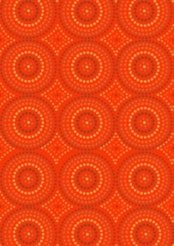 Aboriginal Australia Themed Clipart Papers