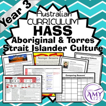 Aboriginal Culture Unit- Suitable for NAIDOC Week or Year ACARA