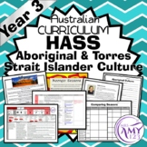 Aboriginal Culture Unit- Suitable for NAIDOC Week or Year 3 HASS