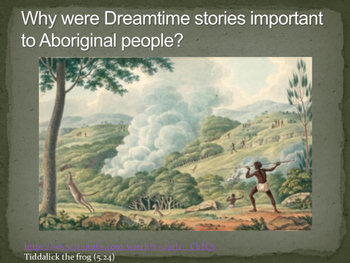 Aboriginal History and European Settlement