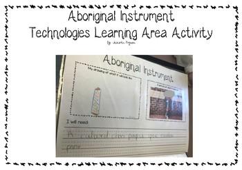 Aboriginal Instrument Technology Plan