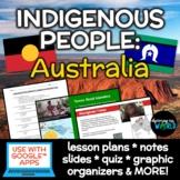 Aboriginal & Māori Slideshow and Notes