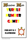 Aboriginal NAIDOC Number Games Number Mob Turtle Addition