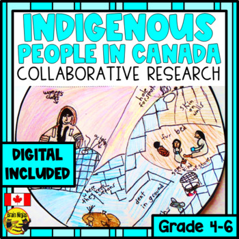 Indigenous People in the Past- A Collaborative Research Project