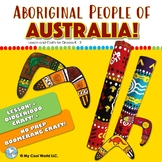 Aboriginal People of Australia K - 2 | Lesson + Didgeridoo