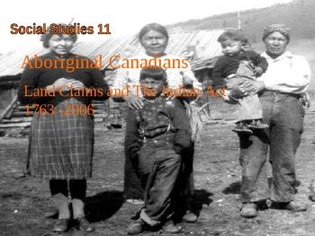 Aboriginal Rights PowerPoint
