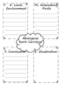Aboriginal Rock Carving Information Report