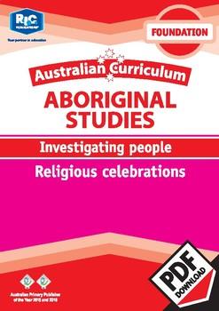 Aboriginal Studies – Religious Celebrations – Foundation digital unit