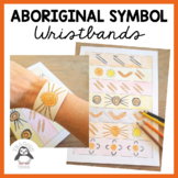 NAIDOC Week - Aboriginal Symbol Wristbands