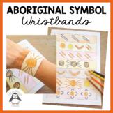 NAIDOC Week - Aboriginal Symbol Wristbands