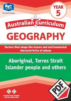 Aboriginal, Torres Strait Islander people and others – Year 5