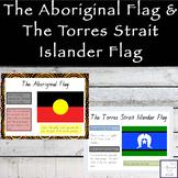Aboriginal Flag and Torres Strait Island Flag