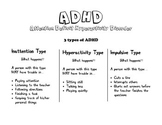 About ADHD