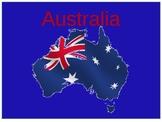 About Australia. Powerpoint!