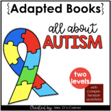 About Autism Adapted Books [Level 1 and Level 2] Digital +