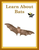 About Bats Thematic Unit