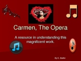 About Carmen, The Opera, A Resource