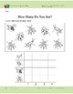 About Insects: Language and Math Activities