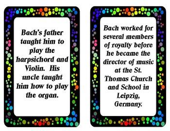 About Johann Sebastian Bach