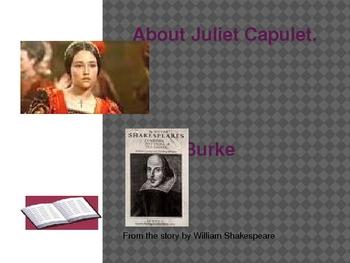 About Juliet Capulet