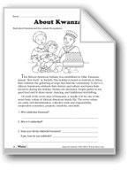 About Kwanzaa