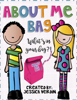 All About Me Bag (FREEBIE!)