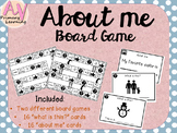 About Me - Board Game