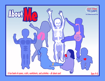 About Me Workbook Preview