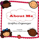 About Me Graphic Organizer