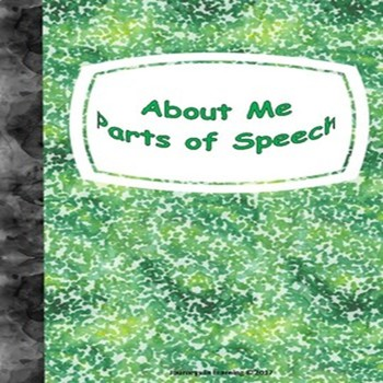 About Me Parts of Speech
