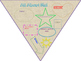 About Me Pennant Banner Canvas
