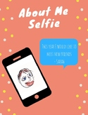 About Me Selfie