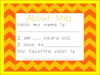 About Me Trace Write